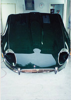 XKE02 Purr-fect Hood and Front End