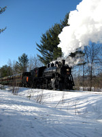 SITSB- Steam Train in New England During Winter- 2nd