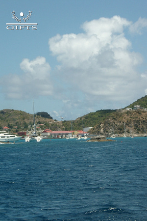 SB01- Another Plane Takes Off From St Barts