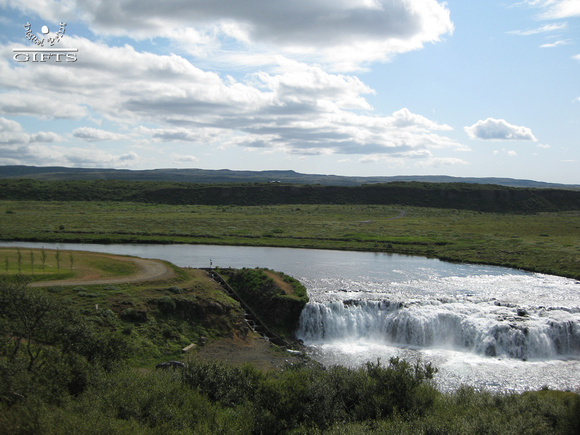 Faxi- Falls On Tungufljot River