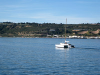 SDPL- San Diego Point Loma Motoring Catamaran
